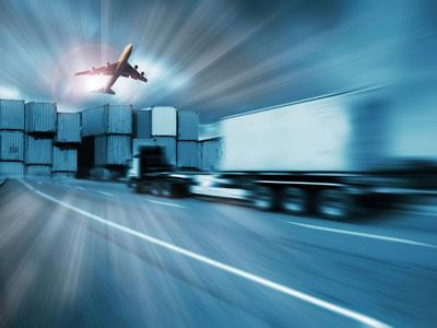 Logistik und Kühlketten